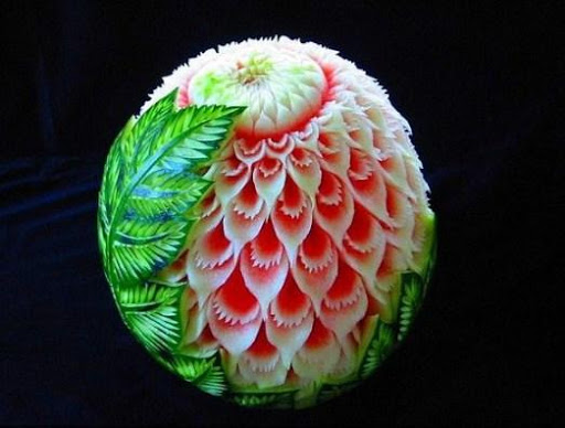 DIY Carving Fruits