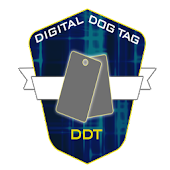 Digital Dog Tags
