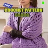 Crochet Pattern Shrug