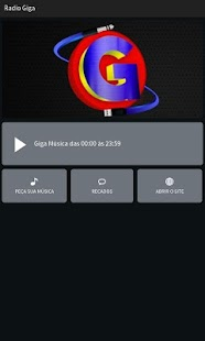 Radio Giga- screenshot thumbnail
