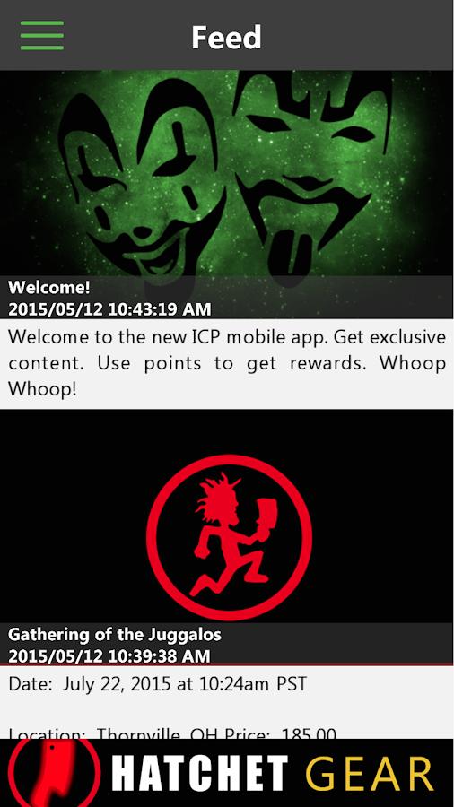 ICP - screenshot