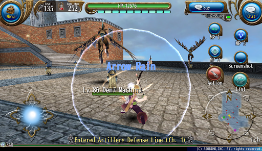 RPG Toram Online 3.3.21 screenshots 24
