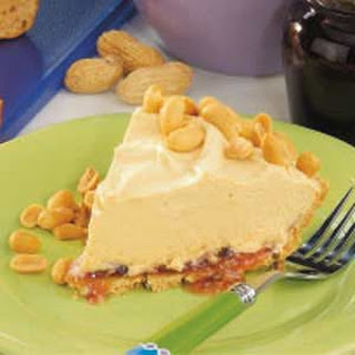 Chilly Peanut Butter Pie
