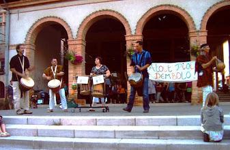 Photo: Dembolo, Fête de la Musique, 2009