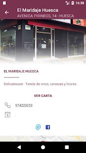 Maridaje Huesca - náhled