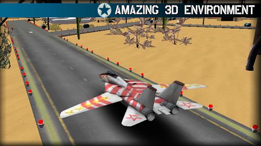 F14の3Dドライビング