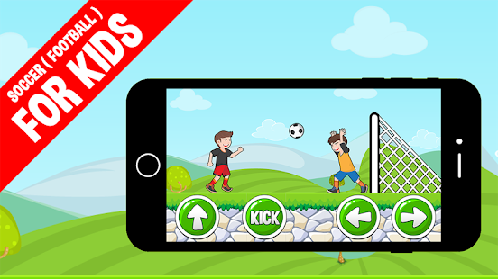 Football Game for KIDS Fun - náhled