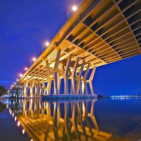 Shears by Sim Kim Seong - Buildings & Architecture Bridges & Suspended Structures
