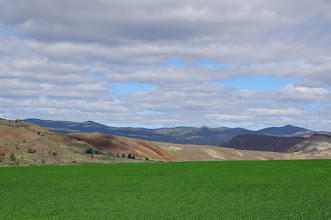 Photo: John Day Fossil Beds National Monument