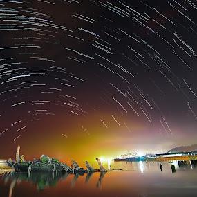by Fadzlie Baharun - Landscapes Starscapes