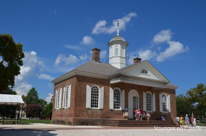 williamsburg courthouse