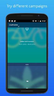 AdBike — earn as you ride- screenshot thumbnail