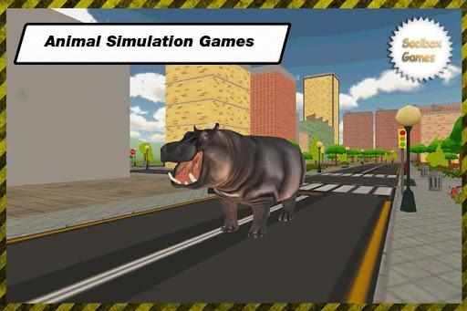 玩免費模擬APP|下載河马模拟器3D app不用錢|硬是要APP