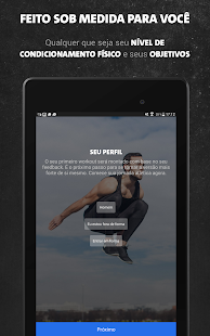 Freeletics Bodyweight: miniatura da captura de tela