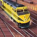 Train Station: Railroad Transport Line Simulator icon