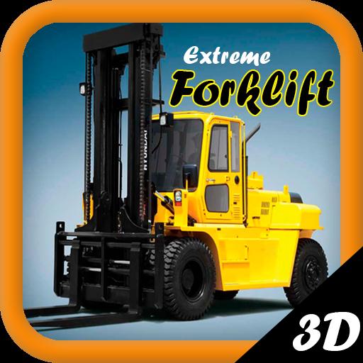 ForkLift Simulator Extreme