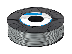 BASF Grey ABS Fusion+ 3D Printer Filament - 1.75mm (0.75kg)