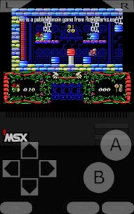 fMSX – Free MSX Emulator Apk Download For Android 8