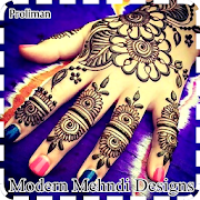 Modern Mehndi Designs icon