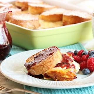 Monte Cristo Breakfast Casserole Recipe