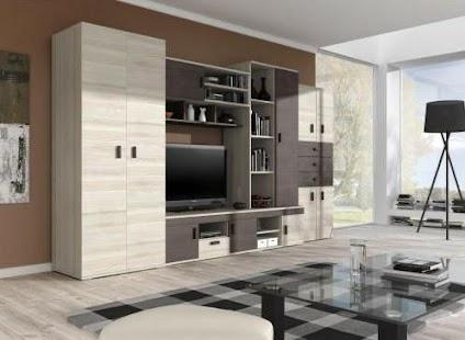 Obývací pokoje skříně - náhled