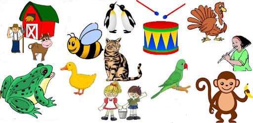 Приложения в Google Play – Rhymes with Lyrics , Sound of Animal ...