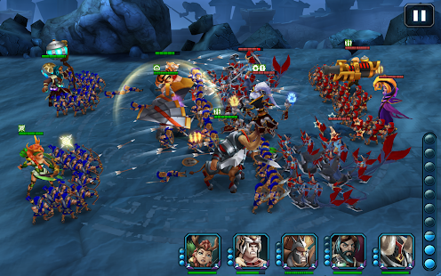 Download Wartide: Heroes of Atlantis For PC Windows and Mac apk screenshot 7