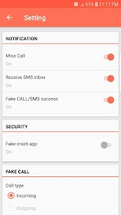 Fake Call and Sms App Download For Android 3