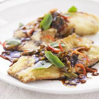 Thai Tilapia Fish Recipes