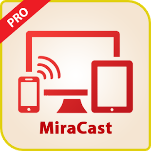 MiraCast - Wifi Display - náhled