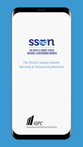 Screenshots des Shared Services Network 1