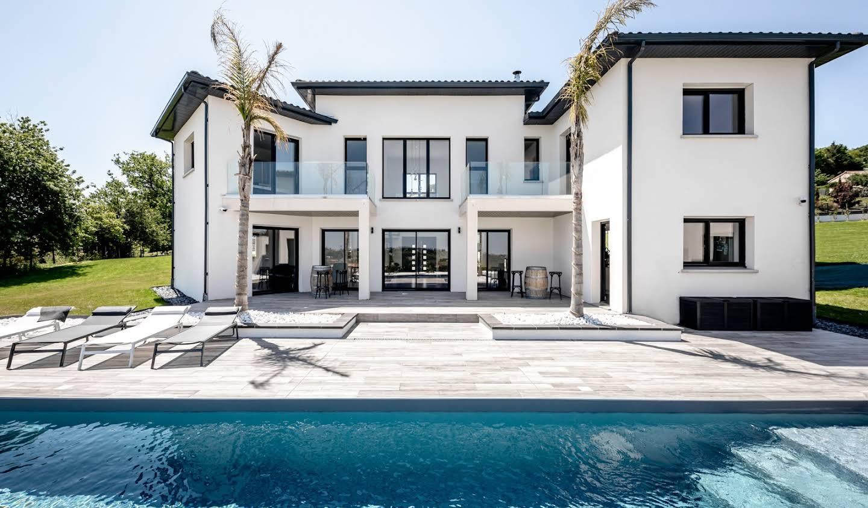 Villa avec piscine et jardin Vieille-Toulouse