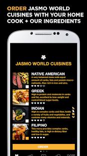 JASMO Customer - náhled