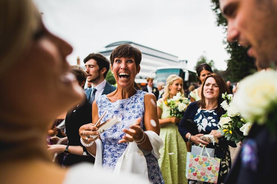 Wedding photographer Aaron Storry (aaron). Photo of 01.09.2016