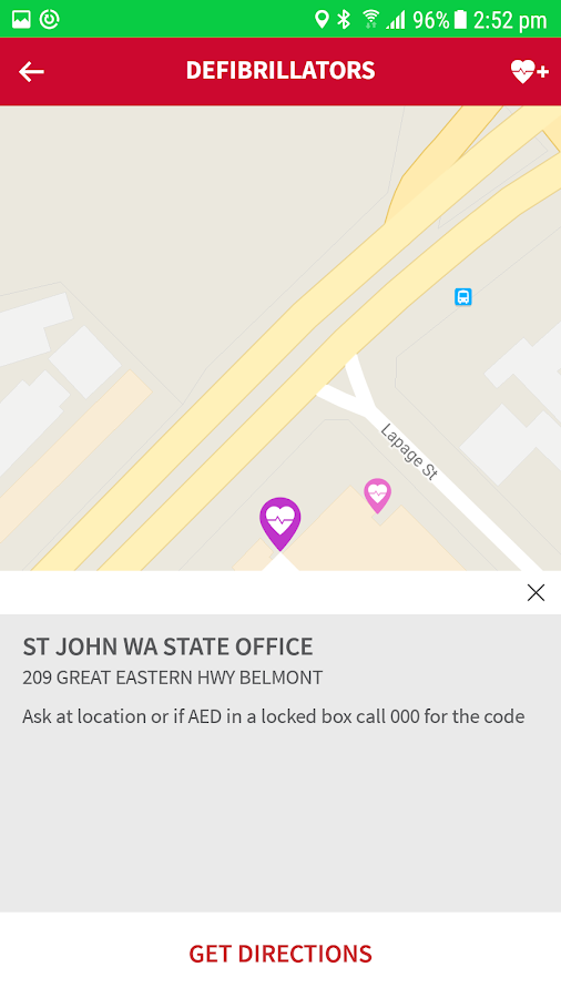 St John First Responder- screenshot