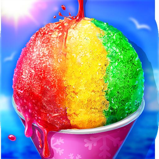 Snow Cone Maker - Summer Fun 休閒 App LOGO-APP開箱王