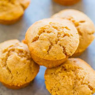 Vanilla Bean Mini Muffins.