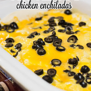 Crock Pot Chicken Enchiladas Recipes