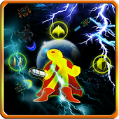 Angry Stickman : Super Galaxy