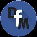 Dark F Material CM13 Theme icon