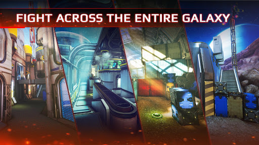 Era Combat - Online PVP Shooter & FPS Action screenshots 4
