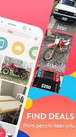 screenshot of letgo: Buy & Sell Used Stuff, Cars & Real Estate