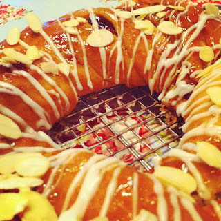 Apricot Couronne ( Paul Hollywood's recipe!)