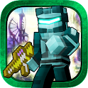 Block Hunter Hero 5 Guardians icon