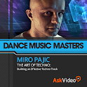 Miro Pajic's The Art of Techno icon