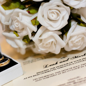 Leah and mark by Zandro Rimando - Wedding Details