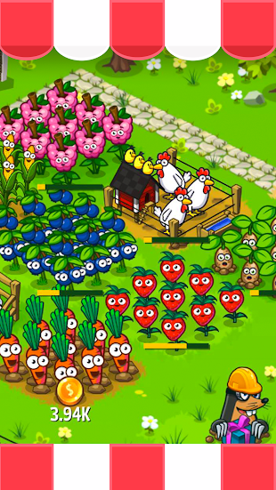 Farm Away! - Idle Farming- screenshot thumbnail