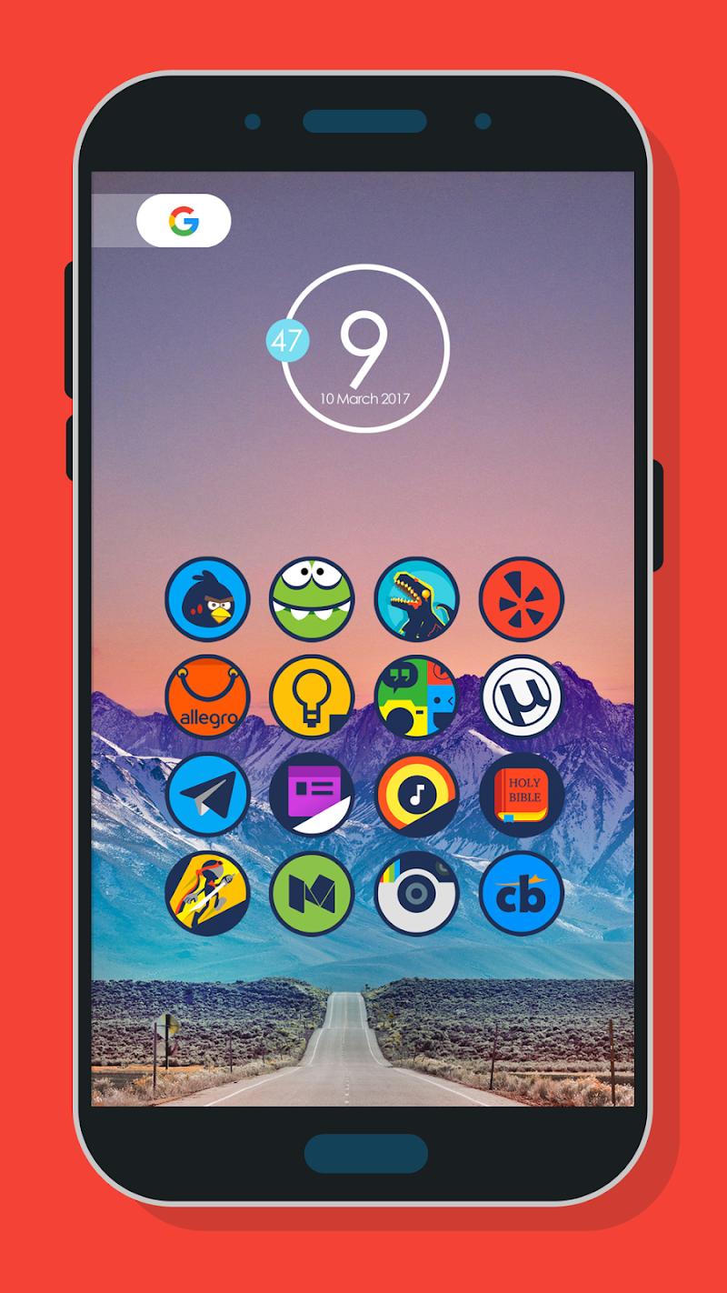 Aron Icon Pack Screenshot 1