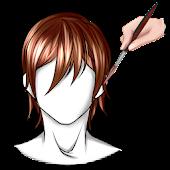 Cómo dibujar cabello, peinados
