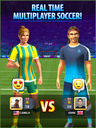 Soccer! Hero 1.2.3 screenshots 7